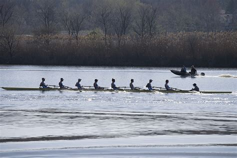Lake Yale Public Boat R by Lightweight Rowing To Begin Spring Season With Training