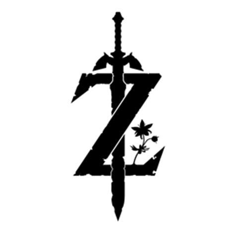 Zelda Pumpkin Stencil by Zelda Breath Of The Wild Logo Stencil Free Stencil Gallery