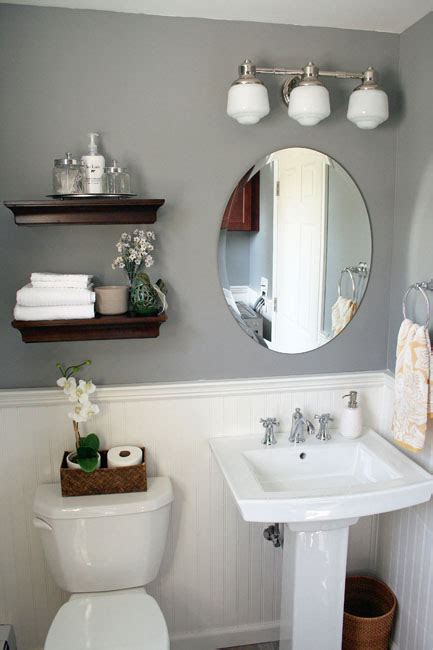 It's Just Paper At Home Powder Room Renovation