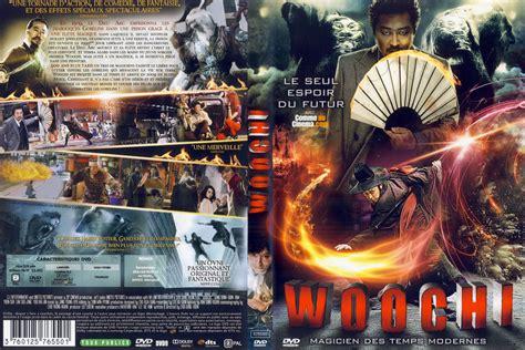 jaquette dvd de woochi le magicien des temps modernes v2 cin 233 ma