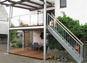 Holztreppen Geländer Selber Bauen : die besten 25 treppengel nder selber bauen ideen auf pinterest br stungsgel nder ~ Markanthonyermac.com Haus und Dekorationen
