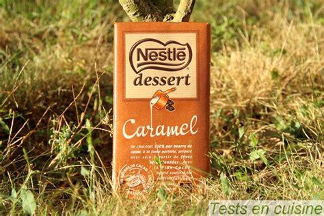 mousse au chocolat caramel nestl 233 dessert