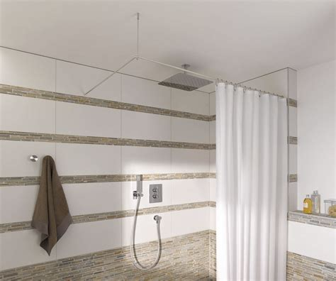 bath curtain rods rooms