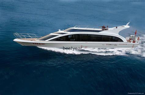 Catamaran Luxury Ferry by Catamaran Passenger Boat Bestyear China Manufacturer