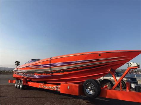 Cigarette Rough Rider Boats For Sale by 2007 Cigarette Rough Rider Powerboat For Sale In Arizona