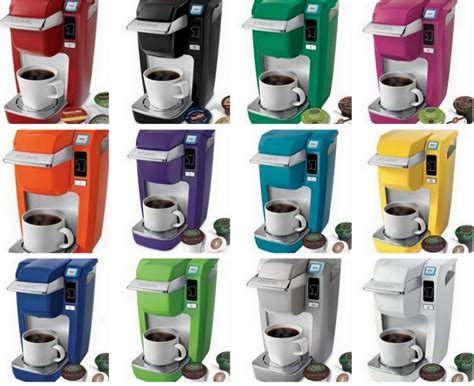 Keurig K10 MINI Plus Personal Coffee Brewer   12 K Cup Sampler $79.99 shipped!