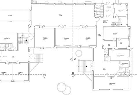 Grundschule Toblach  Bauplan  Messen Planen