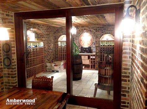 Custom Made Wine Cellar Doors From Amberwood Doors Applebee Funeral Home Get Safely Dom Kennedy Depot Lawn Mower Wireless Security System Improvement Tv Show Celebrate Me Gifts For People In Nursing Homes Airline Work From Jobs