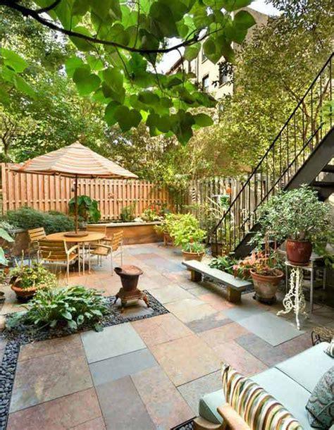 small backyard garden ideas