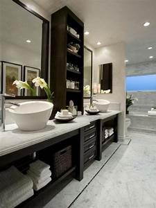 Badgestaltung Mit Pflanzen : modernes badezimmer ideen zur inspiration 140 fotos ~ Markanthonyermac.com Haus und Dekorationen