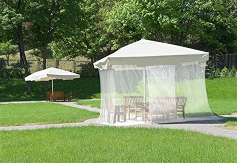 Mosquito Net Canopy For Outdoor Umbrella by 1 Outdoor Mosquito Net By Naturo The Largest Bed