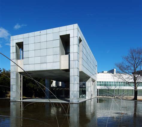 ad classics museum of modern gunma arata isozaki