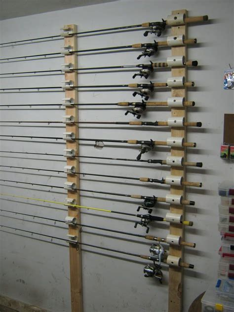 Homemade Fishing Rod Storage For Boats by Ceiling Mounted Rod Holder Fishing Gear Pinterest