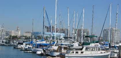Boat Mechanic Long Beach Ca by Shoreline Village Marina In Long Beach California