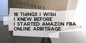 18 Things I Wish I Knew Before FBA Online Arbitrage ...