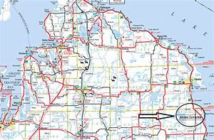 Best Photos of Map Of Northern Michigan - Northern ...