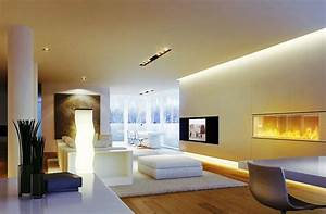 Große Wohnzimmer Lampe : indirekte beleuchtung f r kreative licht und raumgestaltung freshouse ~ Markanthonyermac.com Haus und Dekorationen
