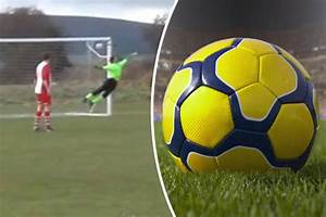 Referee error means spectacular goal ruled out in Isle of ...