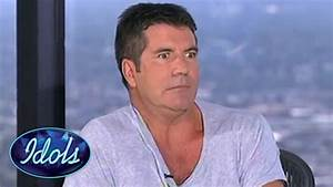 SIMON COWELL HAS HEARD ENOUGH on American Idol | Idols ...