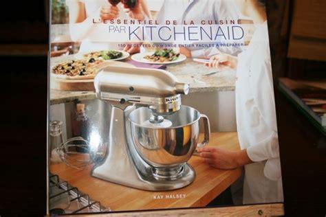 le livre de recettes kitchenaid