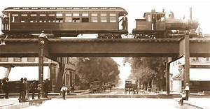 PHOTO – CHICAGO – TRAIN – FORNEY ENGINE PULLING ELEVATED ...