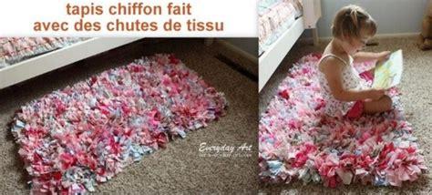 comment tricoter un tapis