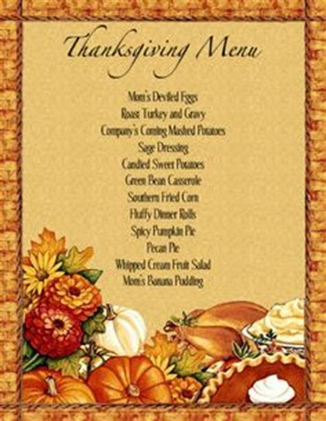 Thanksgivng Dinner Pages Template by 10 Best Images Of Free Printable Thanksgiving Flyer
