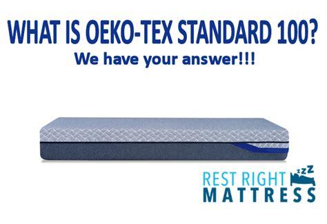 What Is Oeko-tex Standard 100? Explained In Detail