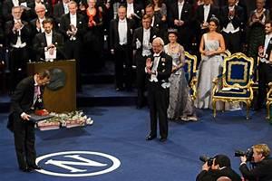 Shinya Yamanaka in Nobel Peace Prize Ceremony - Stockholm ...