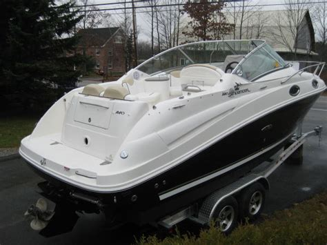 Sea Ray Boats Warranty by 2008 24 Sundancer 107 Hrs Black Hull Warranty To 2013