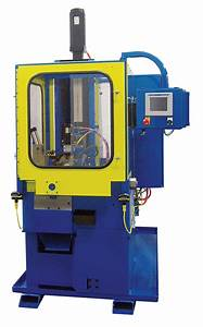 | Electric Tube End Forming System