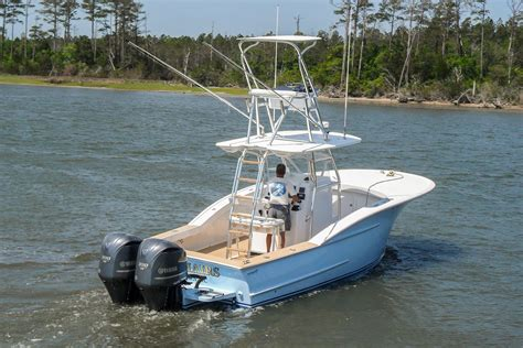 Boat Tower Control Station by Bausch American Towers Center Console Towers With Vessel