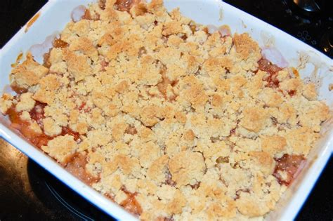 crumble aux figues hyper simple miamamia