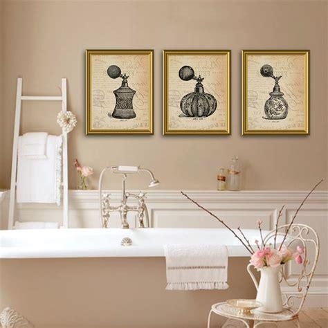 vintage bathroom wall decor home combo