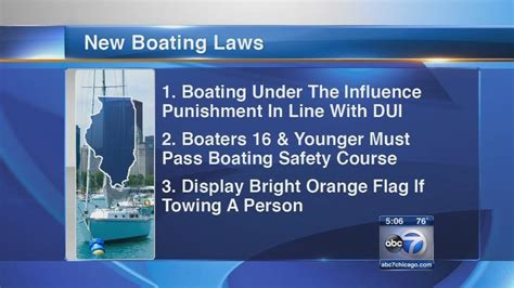 Boating Safety Jobs by Gov Quinn Signs Laws Aimed At Improving Boating Safety