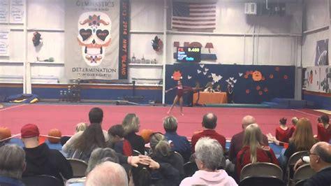 juliette gymnastics floor routine new level 4 level 5
