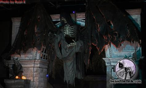 the thrills 13th floor haunted house chicago exploring the mystery of the lost floor