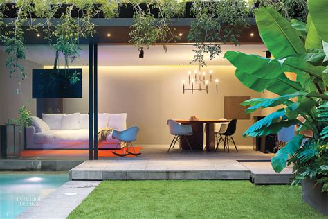 1970's House In Mexico City Recast For Indooroutdoor Living