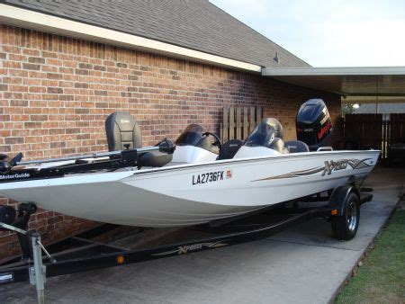 Xpress Boat Dealers In Baton Rouge by 2004 Express X19 Bass Boat For Sale In Baton Rouge