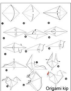 Bootje Vouwen Uit Papier by 1000 Images About Origami On Pinterest Origami Owl Met