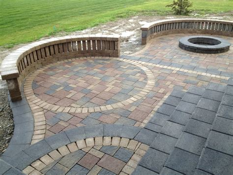 patio pavers landscaping designs arbor trees landscaping