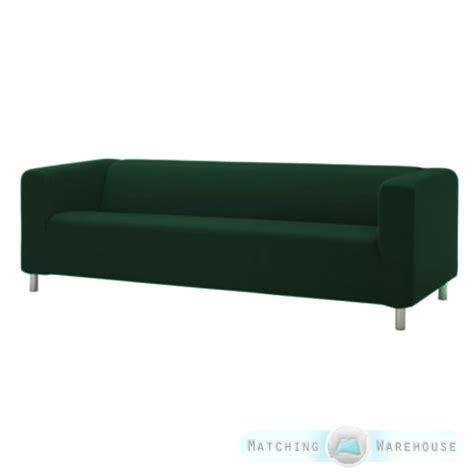 slipcover pour ikea klippan 4 canap 233 sofa coton housse canap 233 ebay