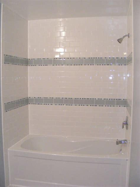 Designs Gorgeous Bathtub Surround Tile Ideas Pictures