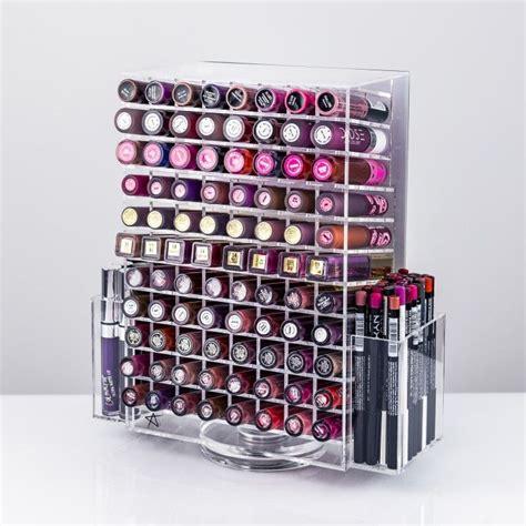 les 25 meilleures id 233 es de la cat 233 gorie rangements maquillage sur organisation de