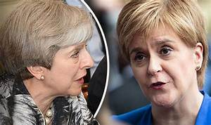 Nicola Sturgeon's new bid to DESTROY Brexit: SNP leader ...