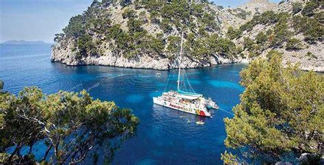 Catamaran Hire Palma Mallorca by Mallorca Tours Holiday Activities Excursions