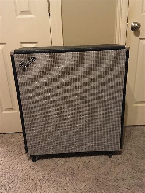 fender bassman 50 2x15 cabinet reverb