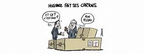EN IMAGES. Le départ de François Hollande en 27 dessins de ...