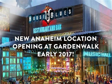 House Of Blues Anaheim Garden Walk former house of blues anaheim building to be torn
