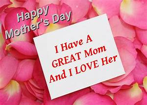 Happy Mothers Day Quotes, Messages, Wishes 2018